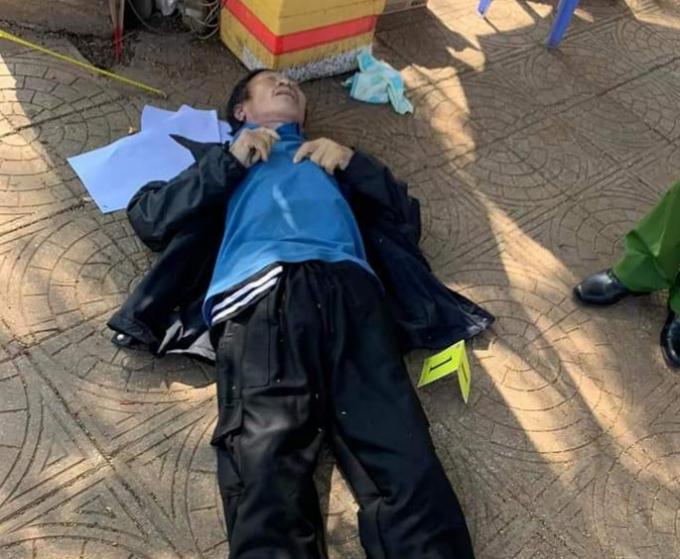 Lâm Đồng: Phát hiện người đàn ông chết bất thường trên vỉa hè - ảnh 1