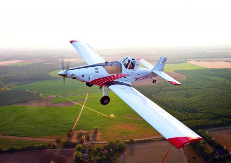 Cận cảnh chiếc máy bay giá hơn 30 tỷ để đi làm đồng của bầu Đức - ảnh 1