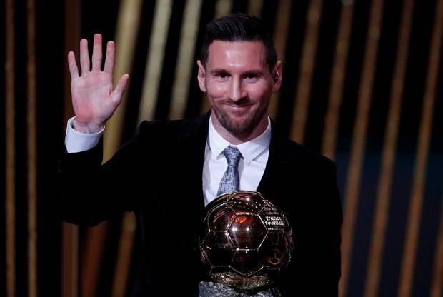 Cầu thủ Messi giành danh hiệu Quả bóng vàng 2019 - ảnh 1