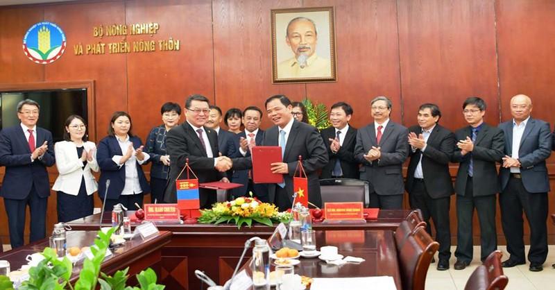 Sắp có đường bay thẳng từ Việt Nam sang Mông Cổ - ảnh 1