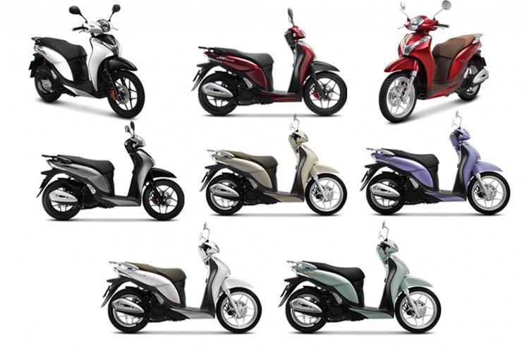 Honda SH Mode ra bản màu mới tại Việt Nam, giá rẻ bất ngờ - Ảnh 2