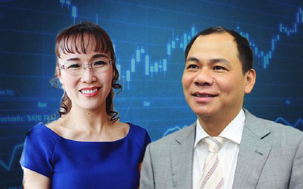 Top 5 doanh nhân giàu nhất sàn chứng khoán Việt Nam năm 2019 - ảnh 1
