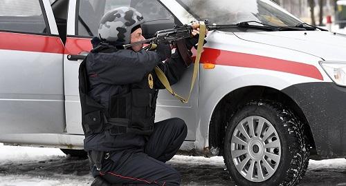 Đặc nhiệm Nga – Trung diễn tập giải cứu con tin, tuyên bố tăng cường hợp tác - ảnh 1
