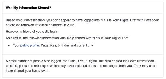 Cách kiểm tra Facebook có bị rò rỉ thông tin hay không - ảnh 1