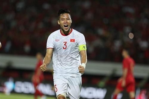 Chiến thắng 3-1 trước Indonesia, Việt Nam tạm xếp thứ 2 bảng G vòng loại World Cup 2022 - ảnh 1