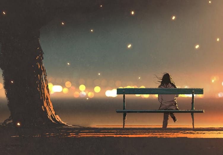 Trái tim đau vì cảm giác bị phản bội, em chấp nhận lựa chọn cô đơn - ảnh 1