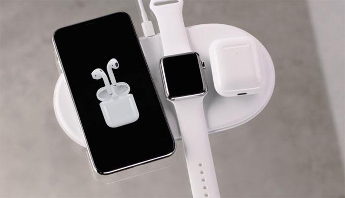 """Apple bất ngờ """"khai tử"""" đế sạc không dây dù chưa bán  - Ảnh 1"""