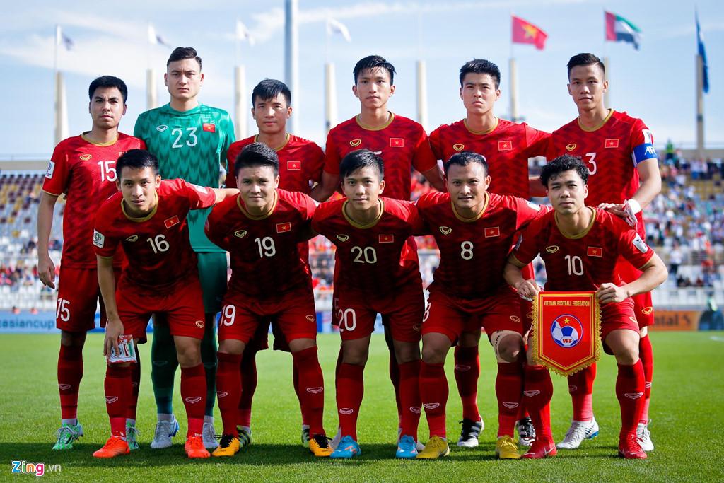 Tuyển Việt Nam Việt Nam ở Asian Cup 2019 được định giá: Bất ngờ với cầu thủ có giá trị cao nhất đội - ảnh 1