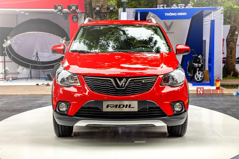Bảng giá xe VinFast mới nhất tháng 4/2019: Mẫu xe nhỏ VinFast Fadil có giá là 394,9 triệu đồng - Ảnh 1