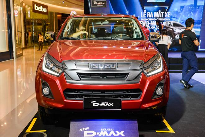 Bảng giá xe Isuzu mới nhất tháng 4/2019: Bán tải D-max giảm tối đa lên tới 70 triệu đồng - Ảnh 1