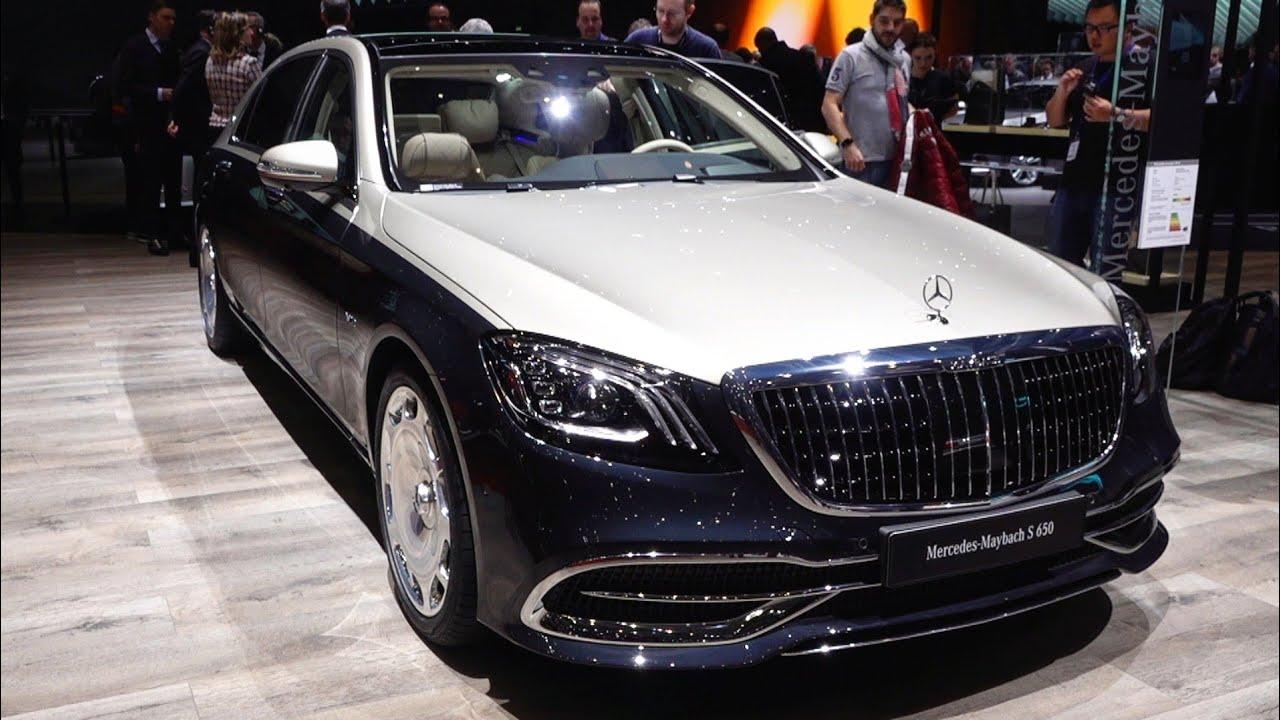 Bảng giá xe Mercedes-Benz mới nhất tháng 4/2019: Maybach S 650 có giá gần 15 tỷ đồng - Ảnh 1