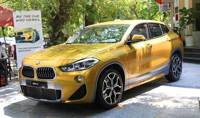 Bảng giá xe BMW mới nhất tháng 4/2019: Mẫu SUV cỡ nhỏ BMW X2 có giá hơn 2 tỷ đồng - Ảnh 1