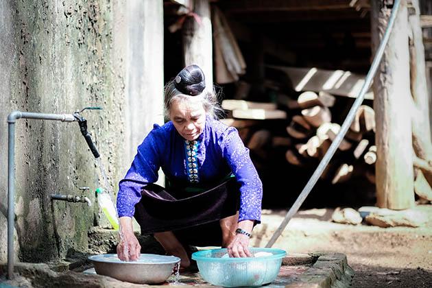 Phó Chủ tịch UBND tỉnh Sơn La rốt ráo chỉ đạo về vệ sinh, nước sạch nông thôn - ảnh 1