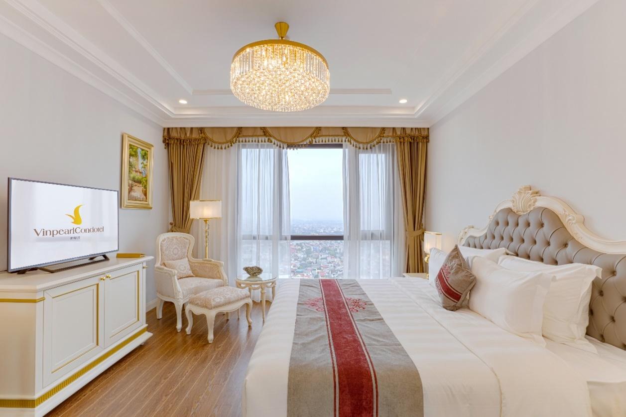 Vinpearl khai trương khách sạn căn hộ 5 sao đầu tiên tại miền Bắc - ảnh 1