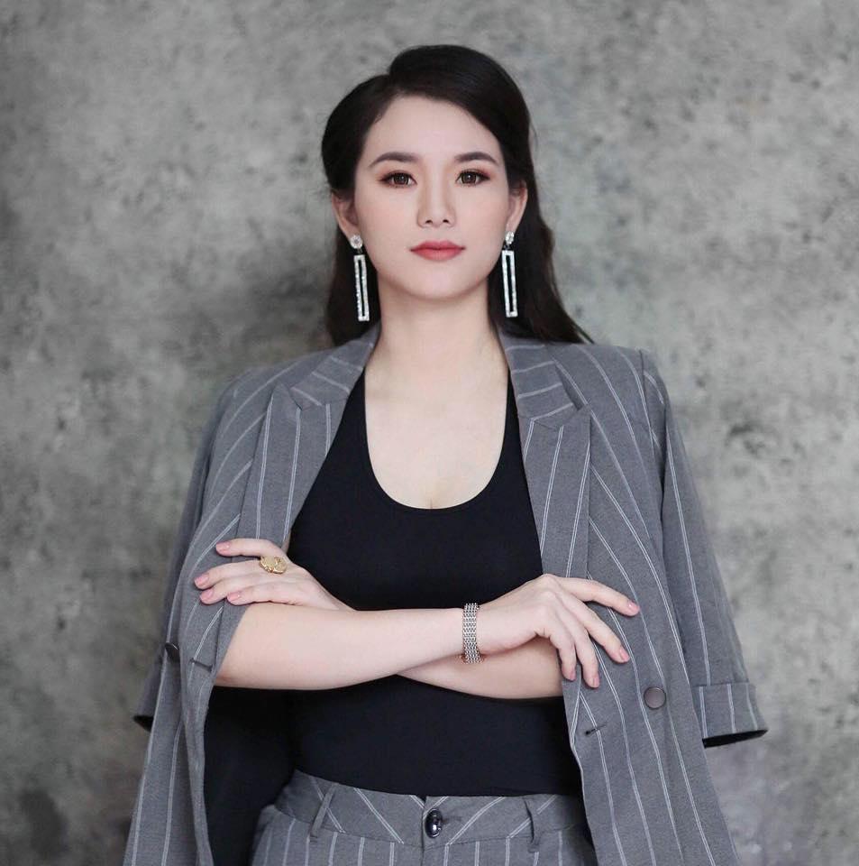 Nữ doanh nhân Phạm Hà: Thành công trong kinh doanh cần phải kiên trì  - Ảnh 1