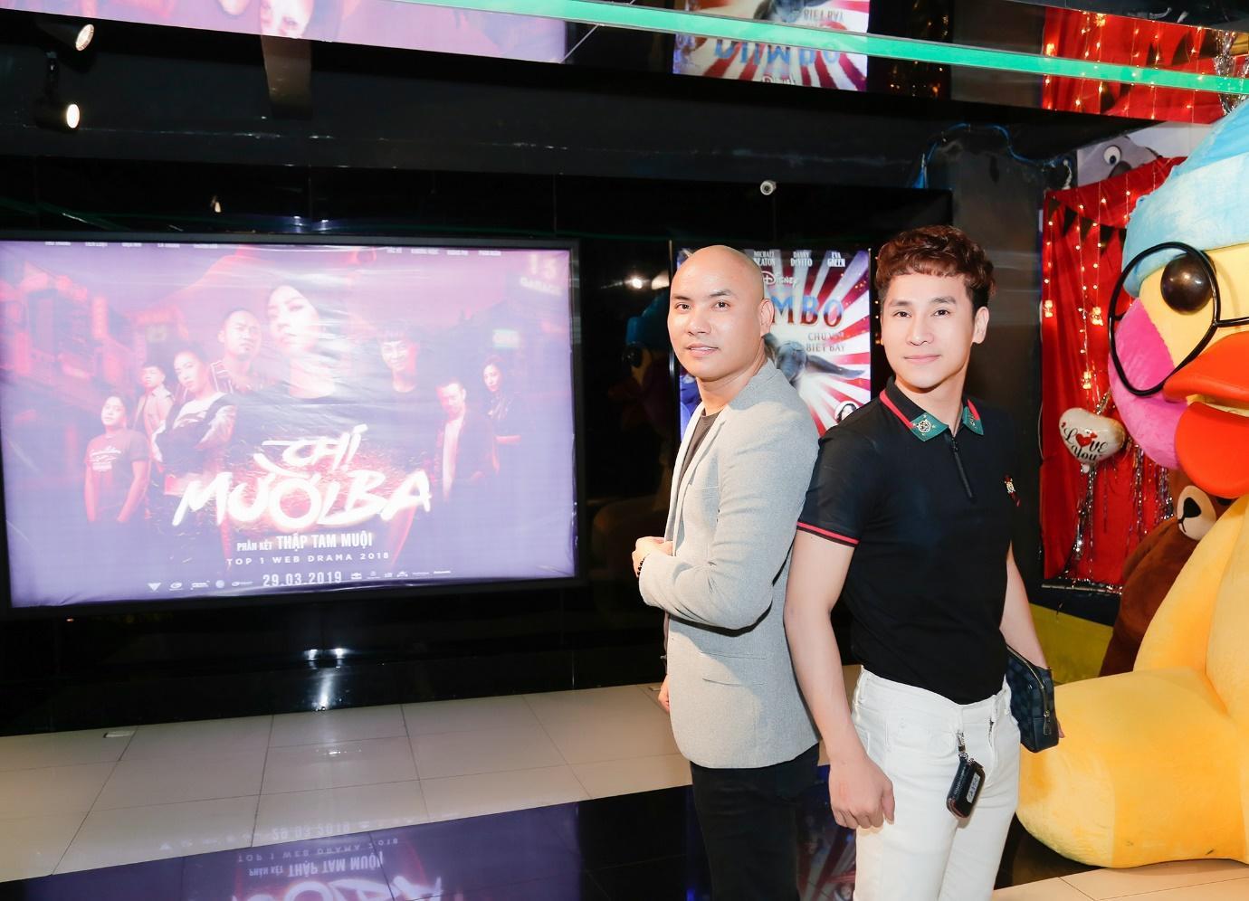 """Chu Bin & A Tuân hào hứng ủng hộ phim """"Chị 13"""" của vợ chồng Thu Trang - Tiến Luật - Ảnh 2"""
