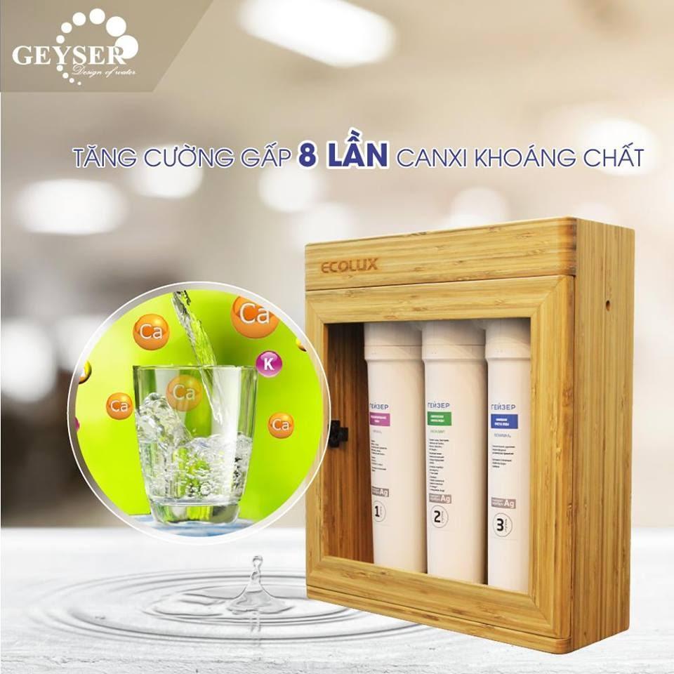 Hướng dẫn chọn mua máy lọc nước nano Geyser Ecotar chính hãng - Ảnh 2