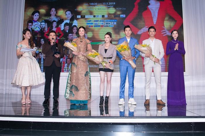 Gặp gỡ báo chí công bố dự án Ms & Mr Asia Business 2019 của Nhung Tran Media - Ảnh 5