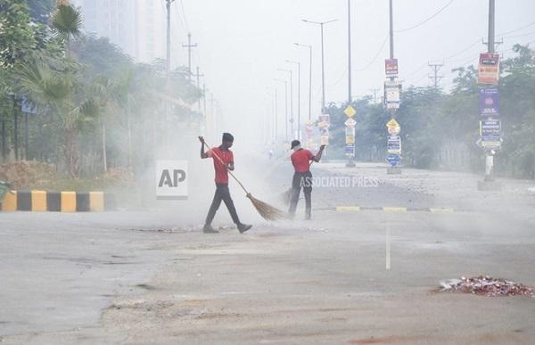 Ô nhiễm không khí khiến hơn 1 triệu người Ấn Độ tử vong mỗi năm - ảnh 1