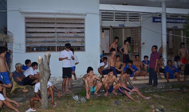 Đồng Tháp: Nhiều học viên cai nghiện phá cửa phòng, bỏ trốn tập thể - ảnh 1