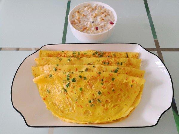 Sáng nào cũng làm món trứng đơn giản này, con trai cao lớn phổng phao - ảnh 1