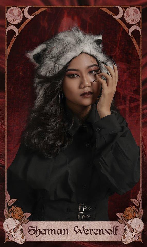 """Đưa """"Ma sói"""" vào bộ ảnh kỷ yếu, dàn nữ sinh cấp 3 khiến dân mạng """"mở rộng tầm mắt"""" - ảnh 1"""