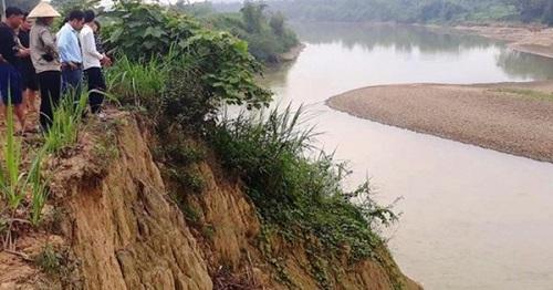 Hòa Bình: Đi chăn trâu, 3 em nhỏ tử vong thương tâm dưới đập nước - Ảnh 1