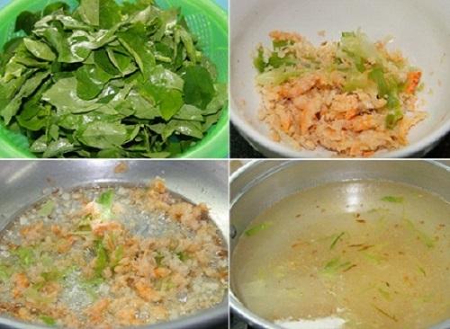 Món ngon mỗi ngày: Rau ngót nấu tôm thịt giải nhiệt ngày nóng - Ảnh 2