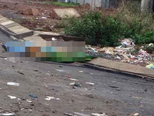 Hé lộ thông tin bất ngờ vụ thi thể người phụ nữ trong bao tải ở bãi rác - Ảnh 1