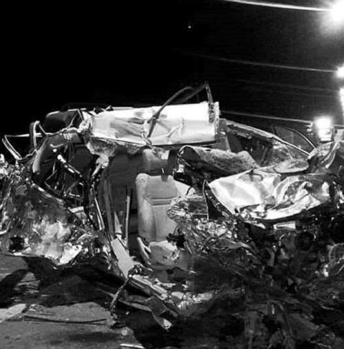Hiện trường vụ tai nạn thảm khốc khiến 3 người phụ nữ tử nạn thương tâm - Ảnh 2