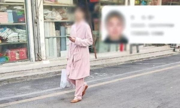 15 người bị bêu tên trên mạng xã hội vì mặc đồ ngủ ra đường - ảnh 1