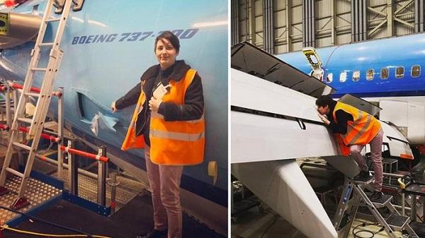 """Tin tức đời sống mới nhất ngày 29/1/2020: Trúng """"sét ái tình"""", người phụ nữ quyết tâm cưới máy bay Boeing - ảnh 1"""