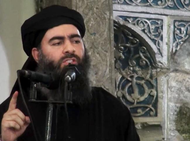 Iraq chiếu đoạn ghi hình thủ lĩnh IS Baghdadi được cho là đã bị tiêu diệt - ảnh 1