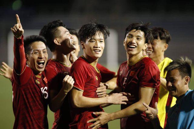 Tin tức thể thao mới nóng nhất ngày 3/12/2019: U22 Việt Nam tuyên bố chiến đấu hết mình bất chấp thời tiết - ảnh 1