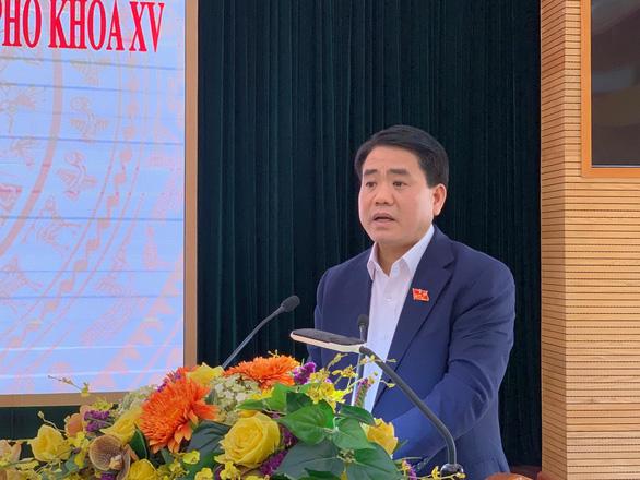 Chủ tịch TP. Hà Nội nói về việc làm sạch sông Tô Lịch: Không để một ai vào đây làm trò đùa cho thiên hạ - ảnh 1