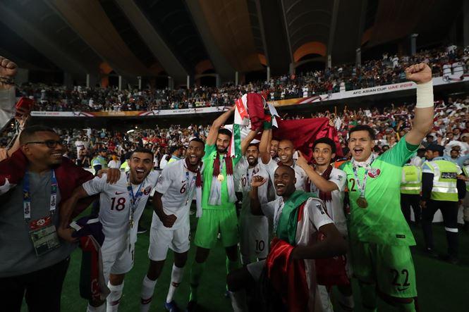 Qatar phá vỡ hàng loạt kỷ lục tại Asian Cup 2019 - ảnh 1