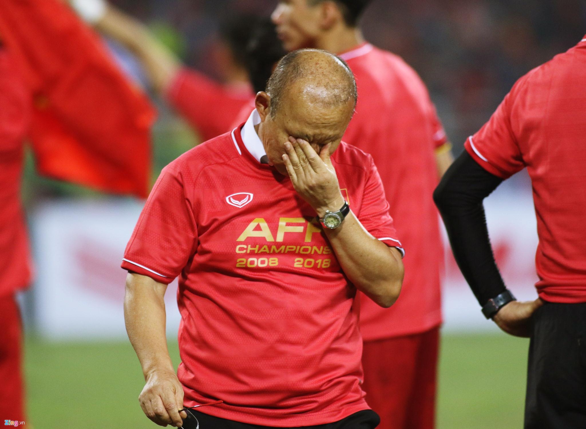 Hai lần thất nghiệp đầy cay đắng của HLV Park Hang-seo trước khi đến với bóng đá Việt Nam - ảnh 1