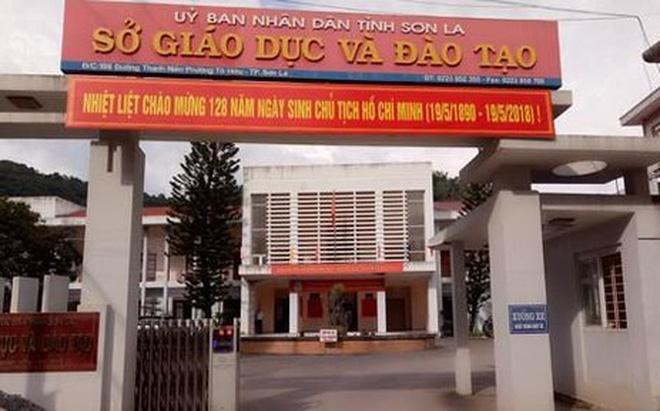 Hàng loạt phụ huynh chạy điểm cho con ở Sơn La là cán bộ trong ngành giáo dục - Ảnh 1