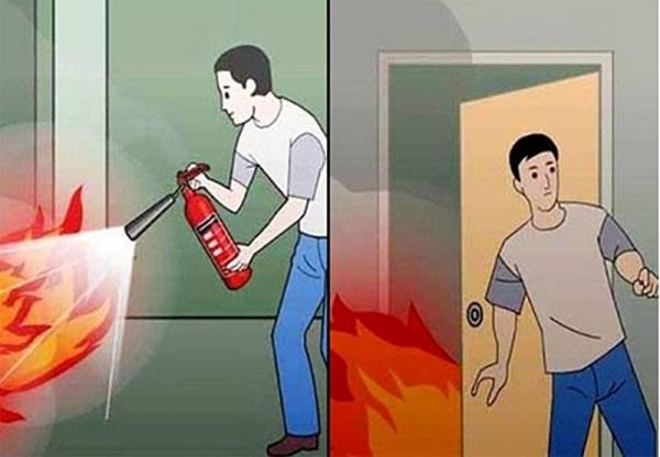 Chuyên gia mách bạn 9 nguyên tắc sống còn giúp thoát khỏi đám cháy nhanh chóng - Ảnh 2