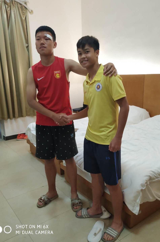LĐBĐ Việt Nam lên tiếng về cầu thủ U17 Hà Nội đấm thẳng mặt đối thủ - Ảnh 2