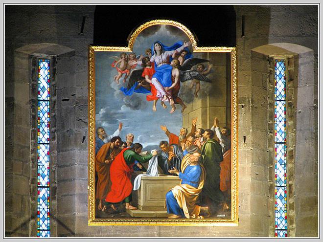 """Những """"bảo vật vô giá"""" bên trong Nhà thờ Đức Bà Paris  - Ảnh 3"""