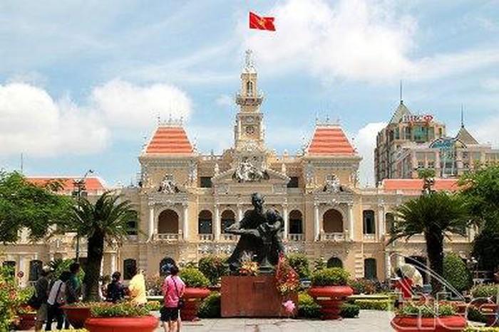 Thành phố Hồ Chí Minh - 44 năm năng động, phát triển và hội nhập - ảnh 1