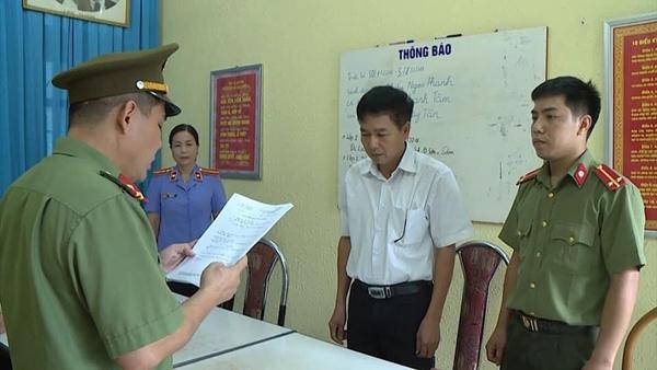 Vụ gian lận điểm thi: Phó Giám đốc Sở GD-ĐT Sơn La và 7 người khác bị khai trừ Đảng - ảnh 1