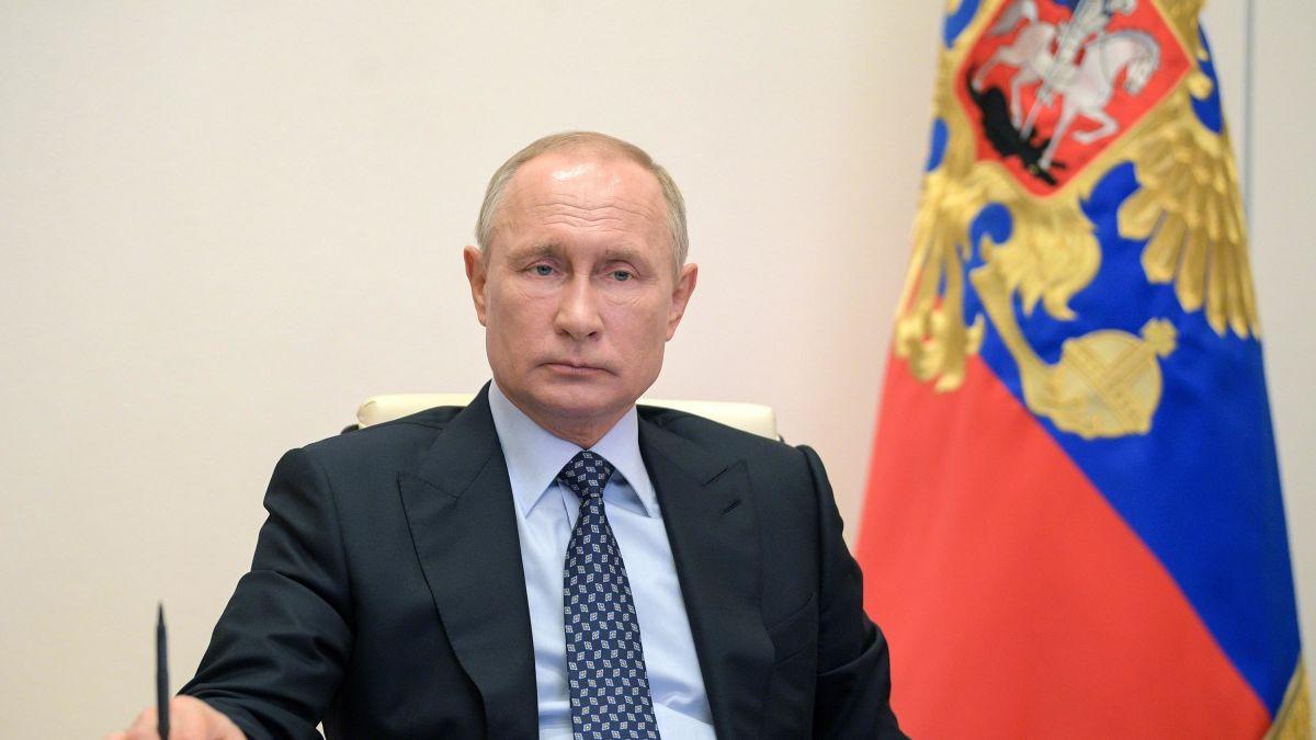 """Câu trả lời thâm thúy của ông Putin sau màn khoe """"siêu tên lửa"""" của ông Trump - ảnh 1"""