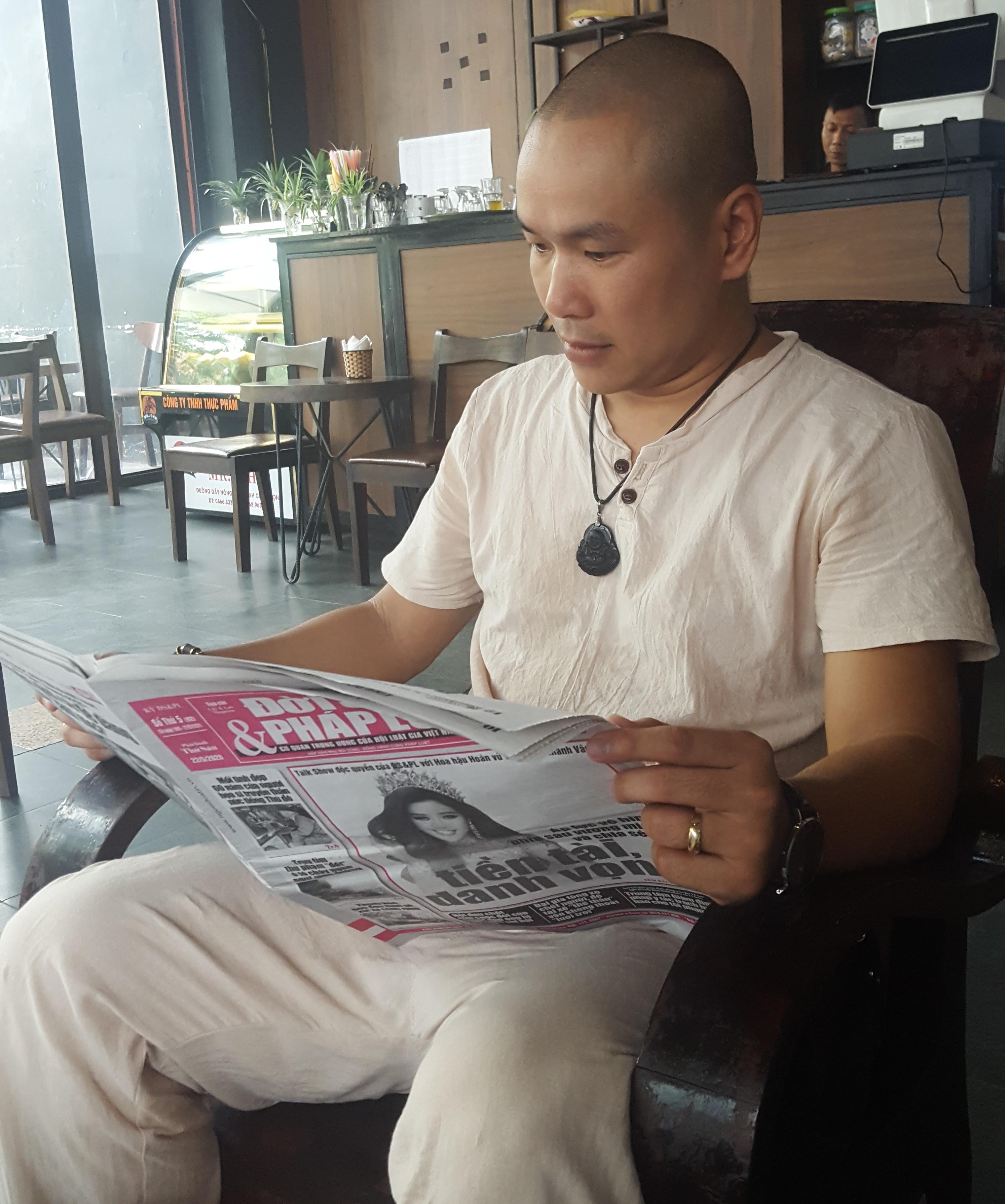Diễn viên Đức Thịnh: Từ hào quang vụt sáng đến năm tháng vất vả mưu sinh khi bị ung thư - ảnh 1