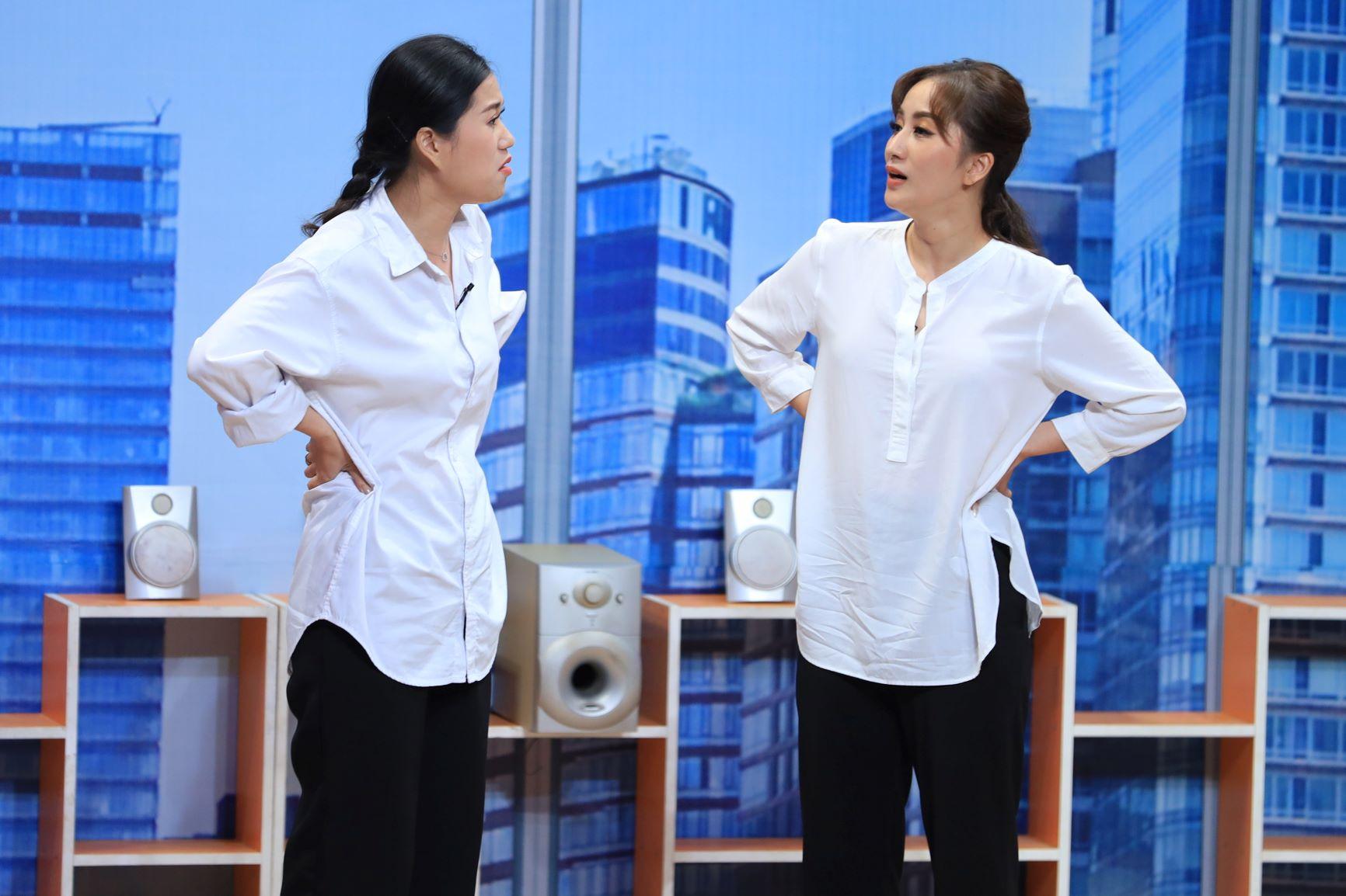 """Khánh Thi bỏ nghề vũ công đi làm lao công, giấu Phan Hiển tham gia """"Ơn giời cậu đây rồi"""" và cái kết - ảnh 1"""