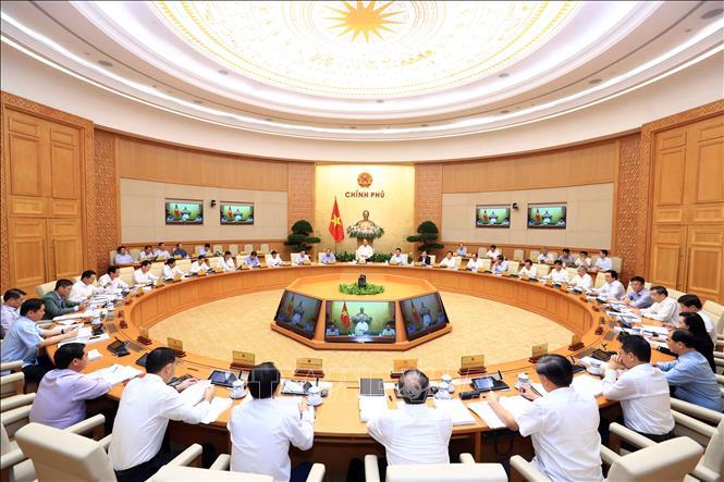 Nghị quyết Phiên họp Chính phủ tháng 9: Mạnh tay với