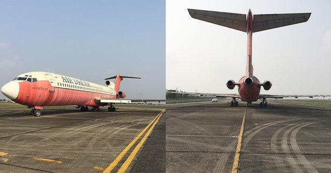Sự thật bất ngờ về hãng hàng không bỏ quên chiếc Boeing hơn 12 năm tại sân bay Nội Bài - ảnh 1