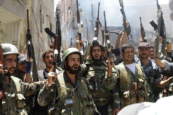 """Quân đội Syria điều thêm 3 lữ đoàn tới """"điểm nóng"""" quân sự tại khu vực phía Bắc - ảnh 1"""