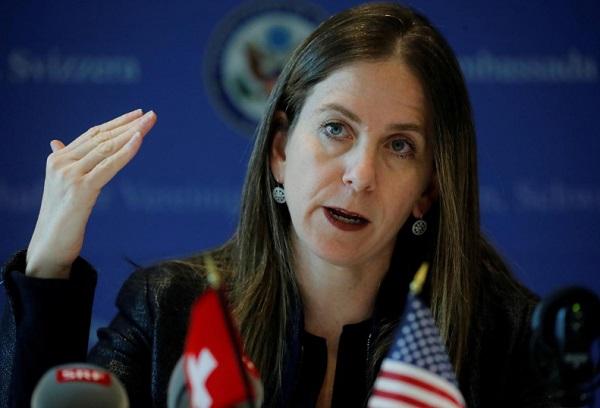 Thứ trưởng phụ trách tình báo tài chính và khủng bố của Mỹ bất ngờ từ chức - ảnh 1